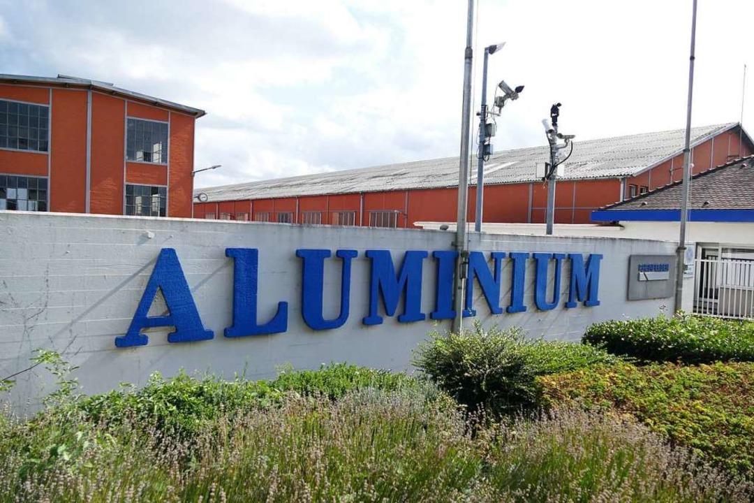 Die Aluminium Gruppe hat im vergangene...r 55 von 256 Mitarbeitenden gekündigt.    Foto: Dora Schöls