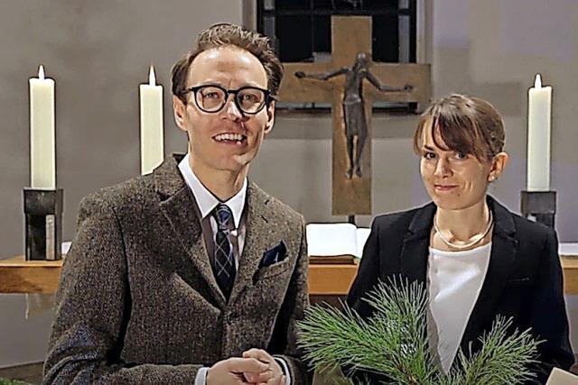 Pfarrerehepaar bleibt in Laufenburg