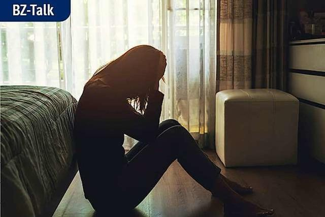 BZ-Talk: Was hilft in der Corona-Krise gegen Angst und Depression?