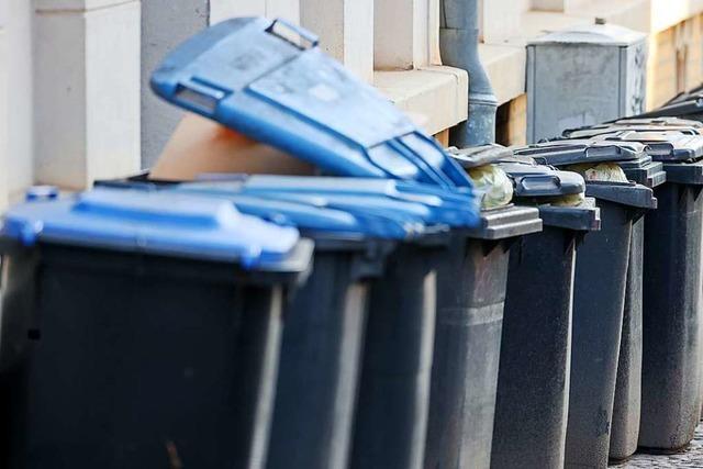 Mehr Müll im Landkreis wegen Corona?