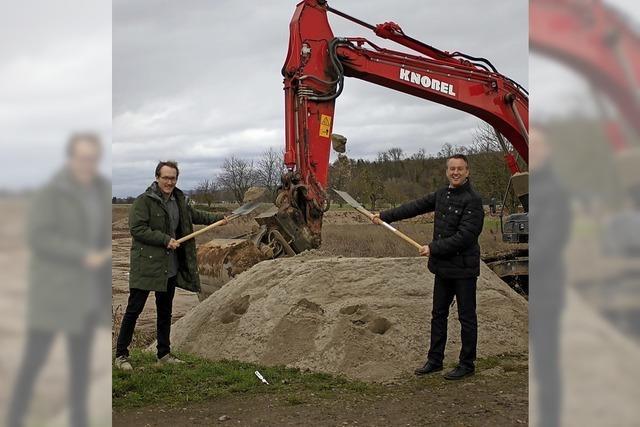 Neues Baugebiet entsteht in Ringsheim