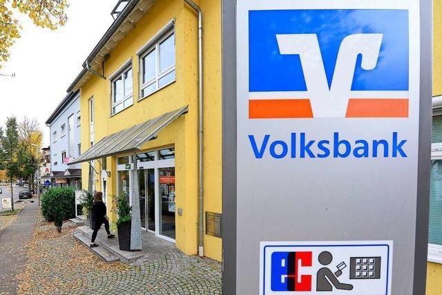 Volksbank Lahr wächst weiter