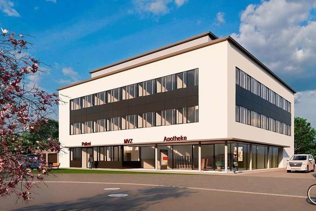 Bad Bellingen bekommt ein neues Gesundheitszentrum