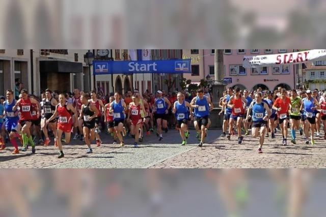 Kandelberglauf wird erneut abgesagt