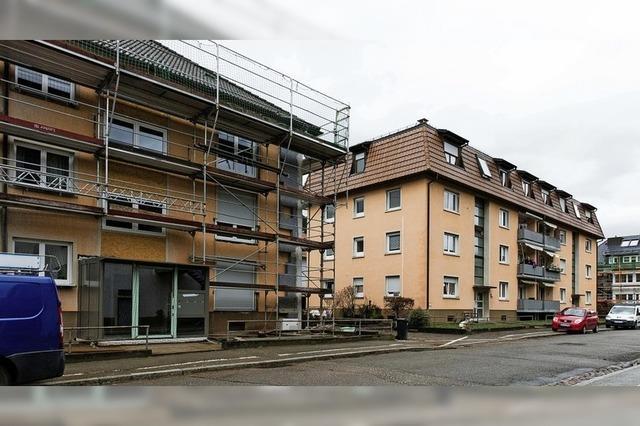 Vorhaben in Vogtei- und Lange Straße