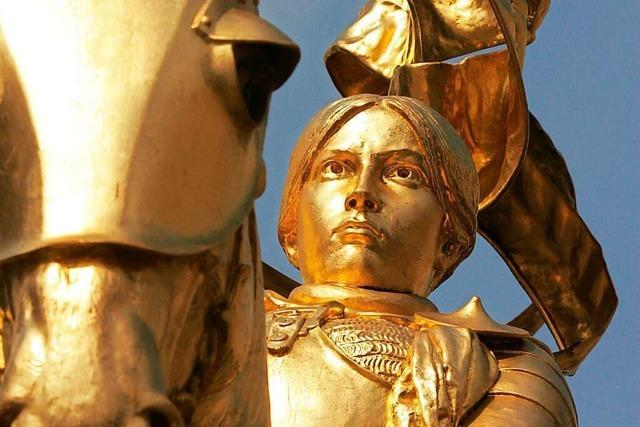 Jeanne d'Arc – junge Frau von großem Glauben: Eine neue Biographie