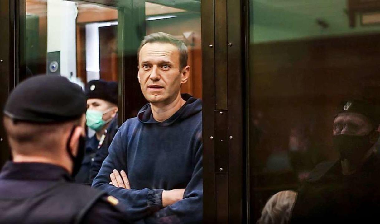 Auf das harte Urteil gegen  Kreml-Krit...Bundesregierung tut, reicht nicht aus.  | Foto: Uncredited (dpa)