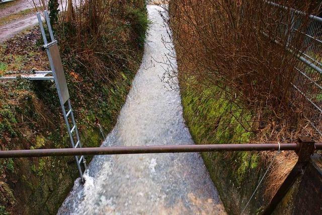 Brombach wird besser vor Hochwasser geschützt