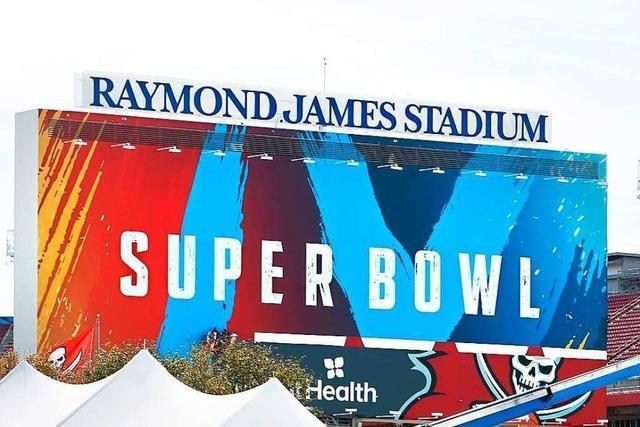 Jochen Kern von den Sacristans setzt beim Super Bowl auf einen knappen Sieg der Tampa Bay Buccaneers