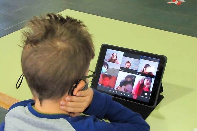 Pestalozzi-Förderschule profitiert aus den Erfahrungen im ersten Lockdown