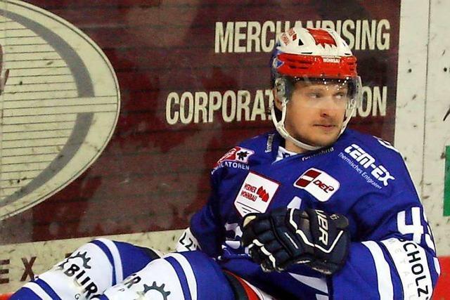Die Eishockey-Brüder Weiß sind in Schwenningen wieder vereint