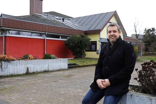 Ortsrundgang mit Kandidat Jörg Reichenbach