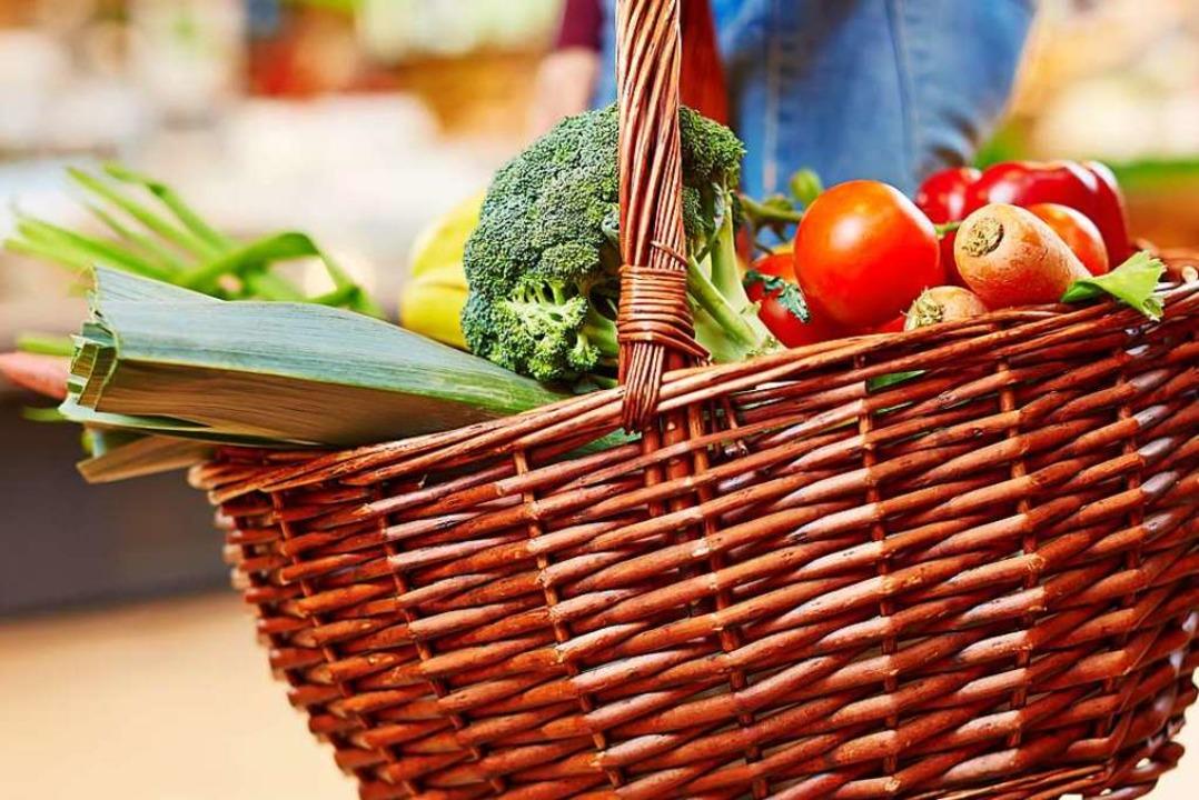 Regionale Produkte in einem Dorfladen ...n können, das wollen die Buchenbacher.  | Foto: Robert Kneschke (stock.adobe.com)