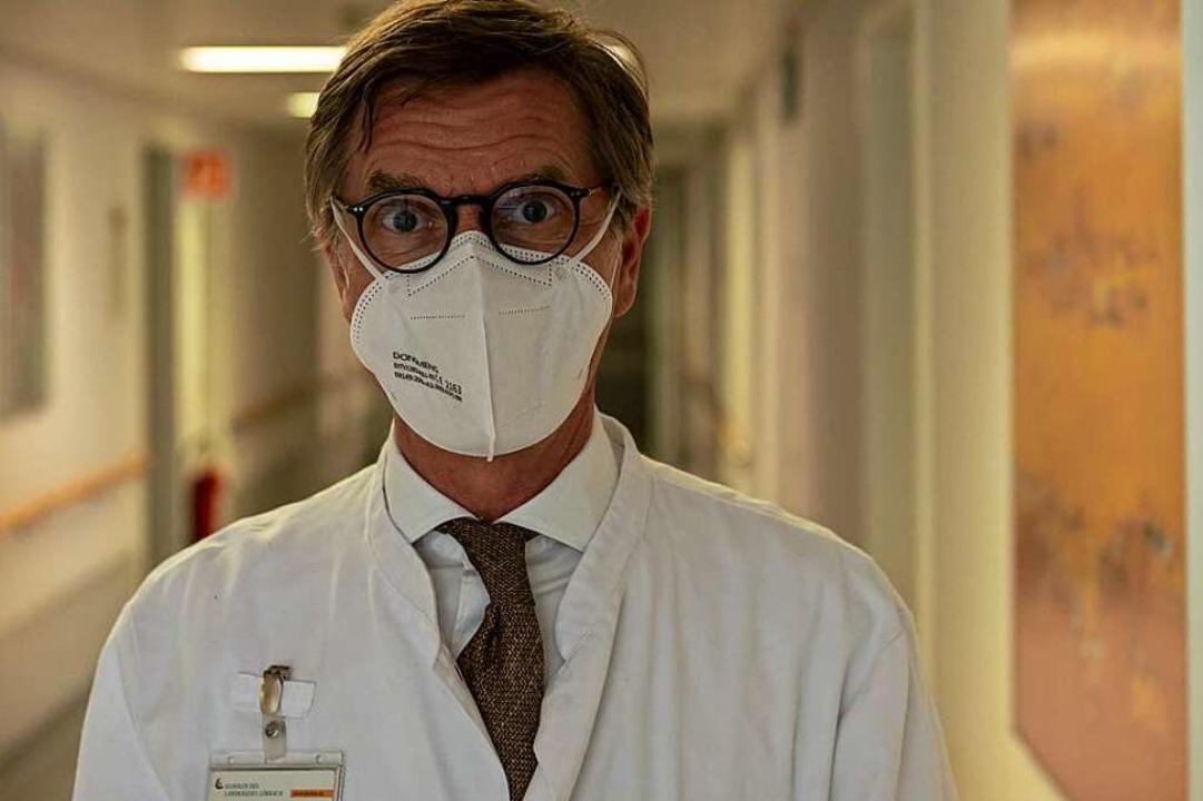 Chefarzt Hans-H. Osterhues  | Foto: Jonas Hirt