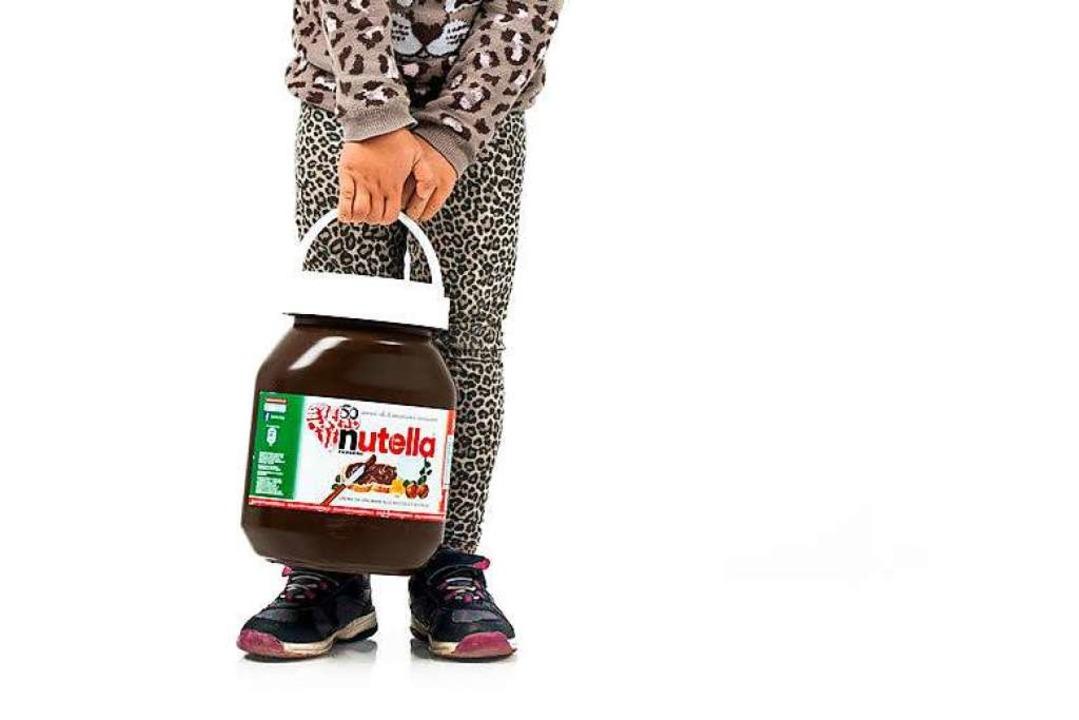 Mega-Nutella: Das Beste aus 4 Litern entrahmter Milch  | Foto: Coolstuff
