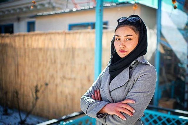 In der ersten Modelagentur Afghanistans kämpfen junge Menschen gegen alte Vorurteile