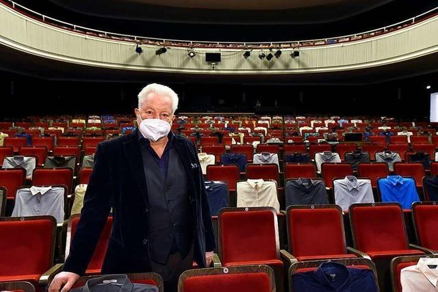 Das Freiburger Theater probt weiter – um bald wieder spielen zu können