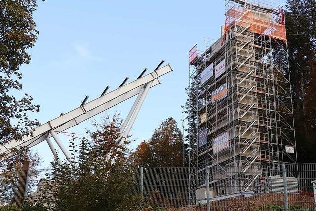 Pannen-Schanze verzögert auch den Bau eines Windkanals