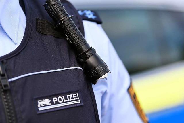 Bei einem Unfall entstehen in Lörrach 14.000 Euro Sachschaden