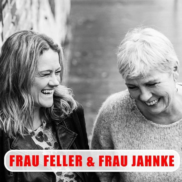 Bringen Spaß auf die Ohren: die beiden...Lisa Feller (links) und Gerburg Jahnke  | Foto: privat