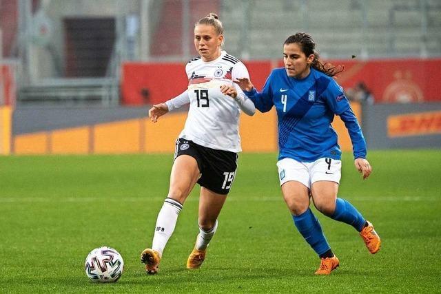 Task Force will Frauenfußball in Deutschland fördern