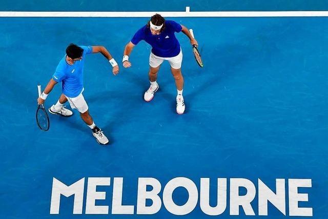 Trotz Corona-Wirbels: Australian Open sollen am Montag starten