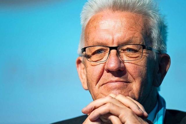 Umfrage: Grüne rangieren sieben Punkte vor der CDU