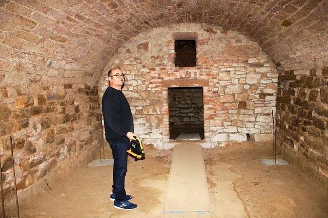 Ringsheimer Winzer möchte alten Stollen zum Weinkeller umbauen
