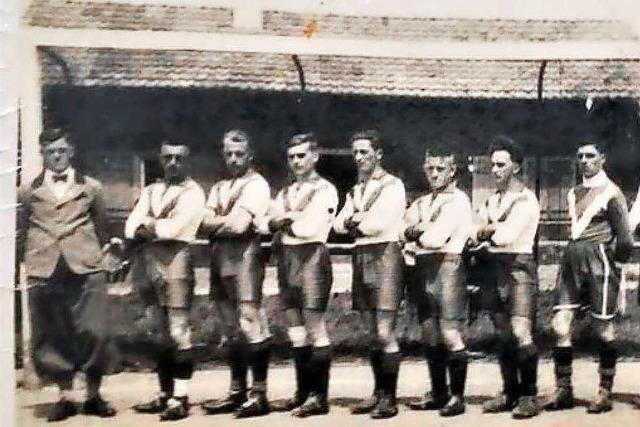 Bereits vor 100 Jahren wurde Fußball in Hausen im Wiesental gespielt