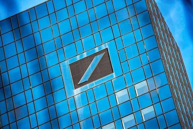 Deutsche Bank macht wieder Gewinn