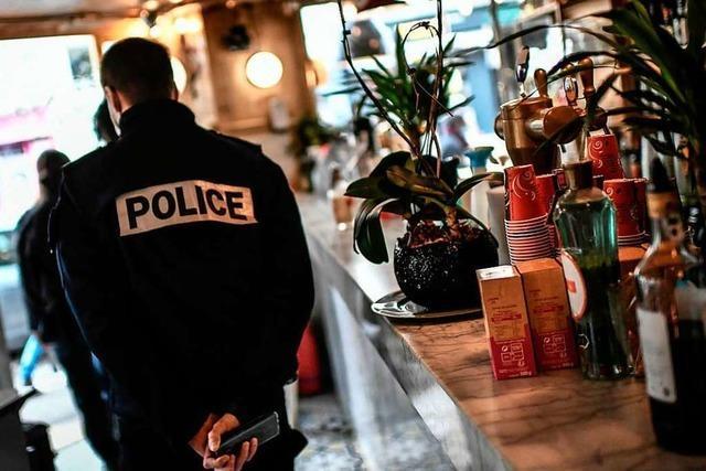 Verbotene Genüsse: Französische Restaurants schummeln im Lockdown