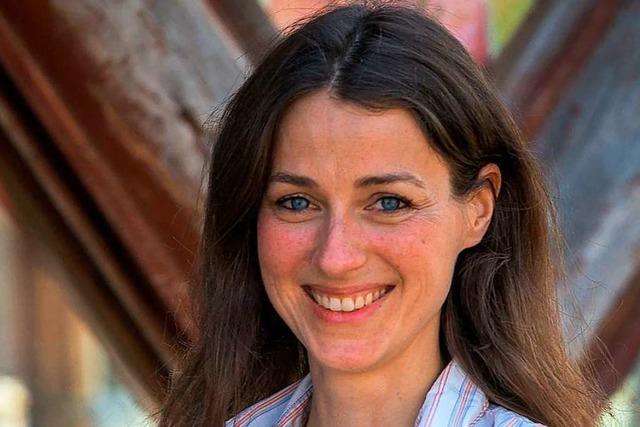 Katharina Mensch sieht viel Potenzial im regionalen Lieferdienst