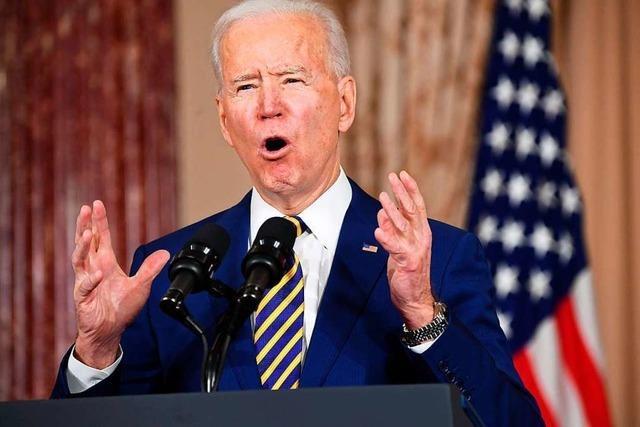 Abkehr von Trumps Alleingängen – Biden leitet neue Außenpolitik ein