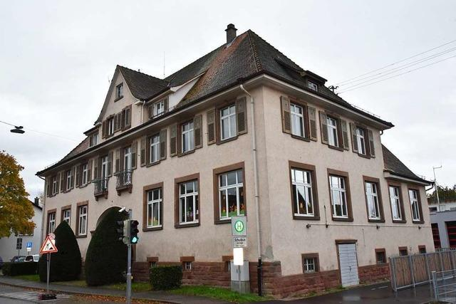 Ab März wird die Grundschule in Mundingen saniert