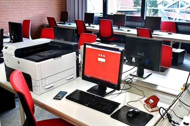 Freiburger Polizei ermittelt zwei Tatverdächtige nach Störung von Online-Unterricht