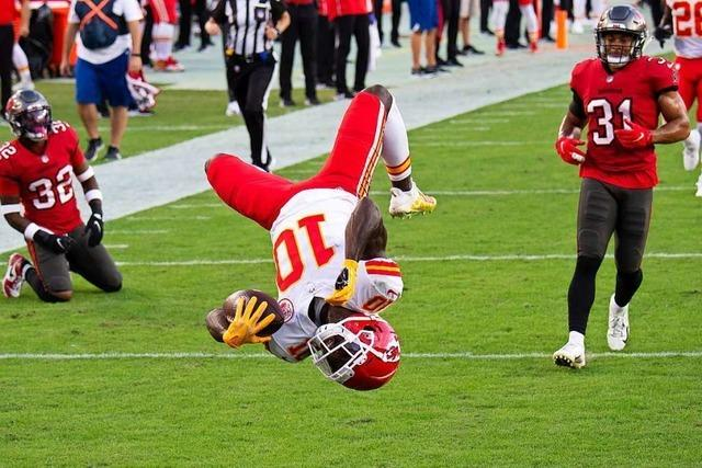 Super Bowl: Am Montag ist höchster Feiertag des American Football