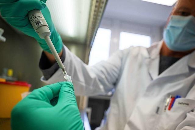 Britische Virus-Variante in Südbaden nicht selten – aber die Region ist kein Hotspot