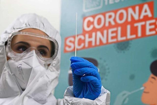 Grenzgängern am Hochrhein droht Testpflicht wegen Virusmutationen
