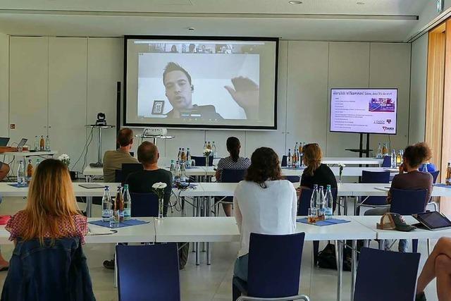 Die YChurch in Weil am Rhein wandelt auf digitalen Pfaden