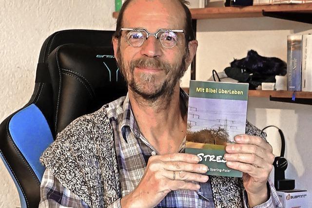 Mit der Bibel gegen den Stress