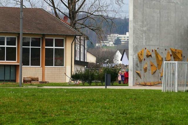 Sportanlage auf dem Rheinfelder Campus wird auch für andere Nutzer offen sein