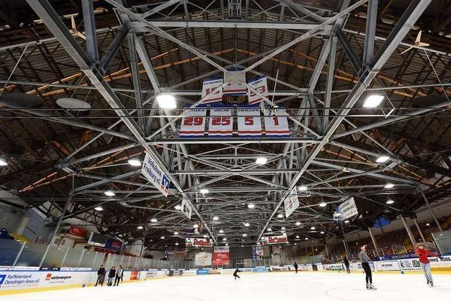 Ratsmehrheit will Investorenwettbewerb für neue Freiburger Eishalle