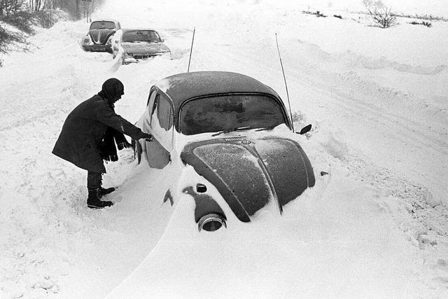 Norddeutschland droht am Wochenende ein Schneechaos