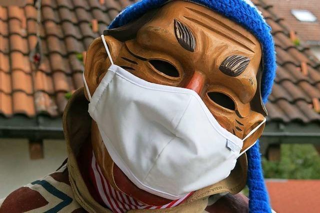 Fasnacht in der Pandemie: Narri Narro, Corona isch do
