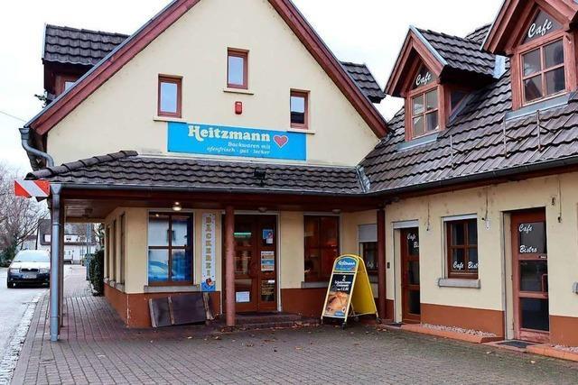 In Hartheims Ortsmitte soll ein Bäckereicafé entstehen