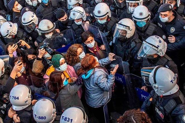 Studentenproteste in Istanbul werden für Erdogan zum Problem