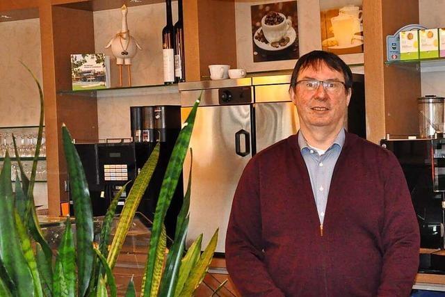 Gastronom Marcus Ciesiolka aus Bad Bellingen spricht über die Unterstützung im Lockdown