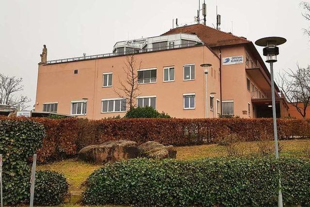Das Ettenheimer Krankenhaus bleibt vorerst geschlossen