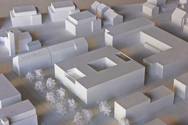 Sparkasse kann am Messeplatz in Weil am Rhein bauen