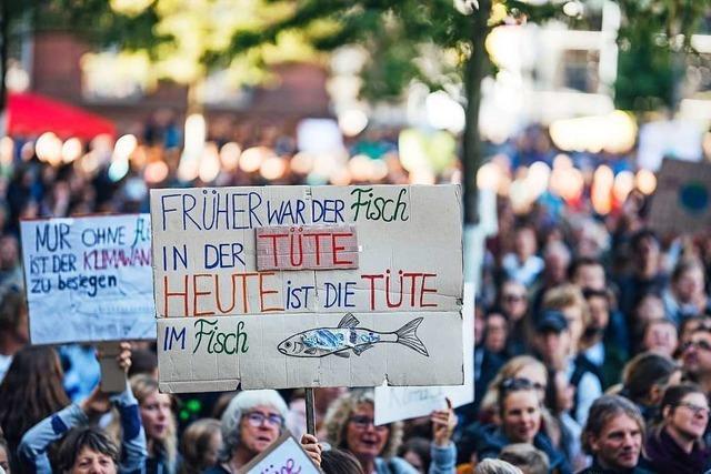 Freiburger wollen mehr Ausgaben für den Klimaschutz